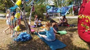 фестиваль йоги ретрит йога в запорожье йога для малышей