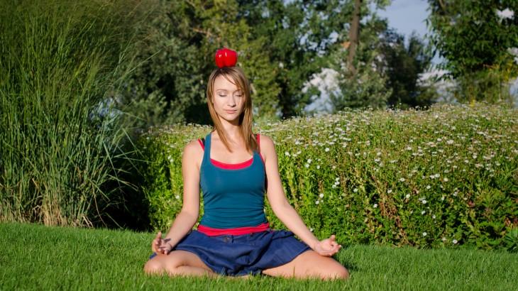 йога гармония баланс здоровый образ жизни