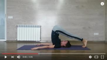 йога-лайфхаки йога халасана асаны как снять усталость ног
